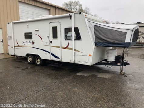 2004 Jayco Jay Feather EXP SIDE SOFA SLIDE OUT