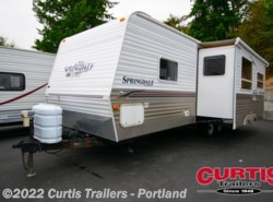 Used 2007  Keystone  KEYSTONE 266RL by Keystone from Curtis Trailers in Portland, OR