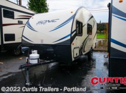 New 2017  Venture RV Sonic Lite 168vrb by Venture RV from Curtis Trailers in Portland, OR