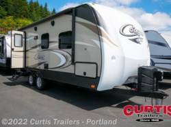 New 2017  Keystone Cougar Half-Ton 21RBSWE by Keystone from Curtis Trailers in Portland, OR