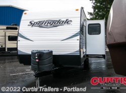 Used 2015  Keystone Springdale 267BHSSRWE by Keystone from Curtis Trailers in Portland, OR