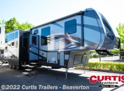 New 2017  Keystone Fuzion 413 by Keystone from Curtis Trailers in Aloha, OR