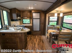 New 2017  Keystone Cougar XLite 33MLS by Keystone from Curtis Trailers in Portland, OR
