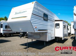 Used 2002  Komfort Trailblazer T26FS by Komfort from Curtis Trailers in Aloha, OR