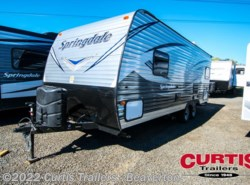 New 2017  Keystone Springdale West 202QBWE by Keystone from Curtis Trailers in Aloha, OR