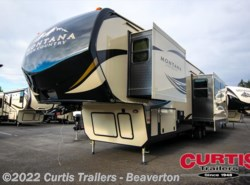 New 2017  Keystone Montana High Country 340bh by Keystone from Curtis Trailers in Aloha, OR
