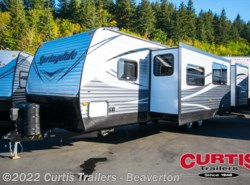 New 2017  Keystone Springdale WEST 303bhwe by Keystone from Curtis Trailers in Aloha, OR