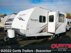 Used 2013 Keystone Passport 2100RBWE available in Aloha, Oregon