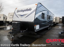 New 2017  Keystone Springdale West 260TBWE by Keystone from Curtis Trailers in Aloha, OR