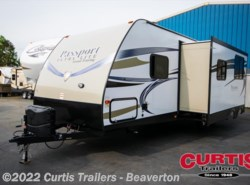 New 2017  Keystone Passport 2810bhwe by Keystone from Curtis Trailers in Aloha, OR