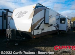 Used 2014  Keystone Cougar 32RESWE by Keystone from Curtis Trailers in Aloha, OR