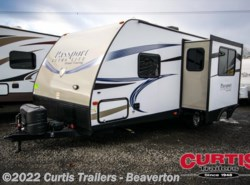 Used 2016  Keystone Passport 2400bhwe by Keystone from Curtis Trailers in Aloha, OR