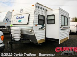 Used 2004  Komfort  KOMFORT 25TQS by Komfort from Curtis Trailers in Aloha, OR