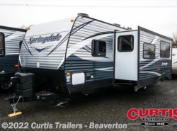 New 2017  Keystone Springdale West 282BHSEWE by Keystone from Curtis Trailers in Aloha, OR
