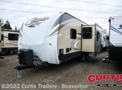 New 2017  Keystone Cougar Half-Ton 22rbiwe by Keystone from Curtis Trailers in Aloha, OR