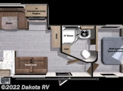 New 2017  Highland Ridge Ultra Lite UT2804RK by Highland Ridge from Dakota RV in Rapid City, SD