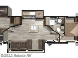 New 2017  Highland Ridge Light LT321BHTS by Highland Ridge from Dakota RV in Rapid City, SD