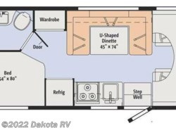 New 2017  Winnebago Minnie Winnie 25B by Winnebago from Dakota RV in Rapid City, SD