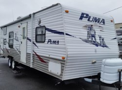 Used 2009  Palomino Puma 28-BHS by Palomino from Diamond RV Centre, Inc. in West Hatfield, MA