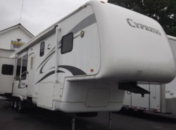 Used 2006  Newmar Cypress 37SKCL by Newmar from Diamond RV Centre, Inc. in West Hatfield, MA