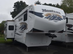 Used 2010  Keystone Montana 3400RL by Keystone from Diamond RV Centre, Inc. in West Hatfield, MA