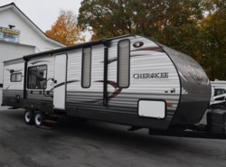 Used 2015  Forest River Cherokee 274RK by Forest River from Diamond RV Centre, Inc. in West Hatfield, MA