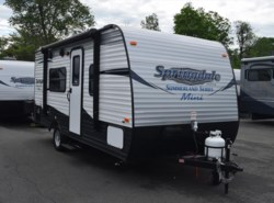 New 2017  Keystone Springdale Summerland Mini 1700FQ by Keystone from Diamond RV Centre, Inc. in West Hatfield, MA