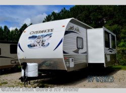 Used 2012  Forest River Cherokee 254Q by Forest River from Dick Gore's RV World in Jacksonville, FL