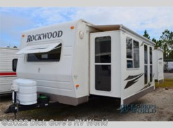 Used 2009  Forest River Rockwood Signature Ultra Lite 8319SS by Forest River from Dick Gore's RV World in Jacksonville, FL