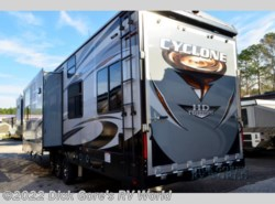 New 2017  Heartland RV Cyclone 4005 by Heartland RV from Dick Gore's RV World in Jacksonville, FL