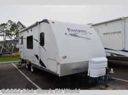 Used 2009  Keystone Passport 195RS by Keystone from Dick Gore's RV World in Jacksonville, FL