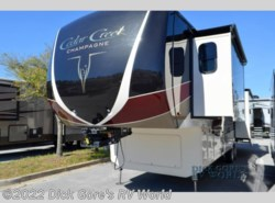 New 2017  Forest River Cedar Creek Champagne Edition 38ERK by Forest River from Dick Gore's RV World in Jacksonville, FL