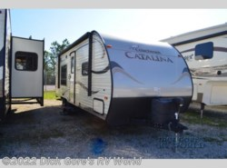 Used 2016  Coachmen Catalina 223FB by Coachmen from Dick Gore's RV World in Jacksonville, FL