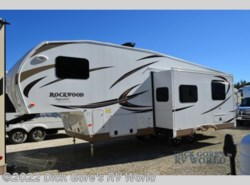 New 2016  Forest River Rockwood Signature Ultra Lite 8291WS by Forest River from Dick Gore's RV World in Saint Augustine, FL