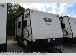 New 2017  Forest River  Viking Saga 16SFB by Forest River from Dick Gore's RV World in Saint Augustine, FL