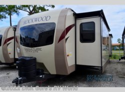 New 2017  Forest River Rockwood Signature Ultra Lite 8335BSS by Forest River from Dick Gore's RV World in Saint Augustine, FL
