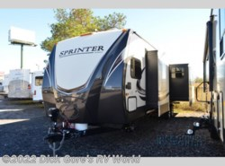 New 2017 Keystone Sprinter 312MLS available in Richmond Hill, Georgia