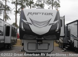 New 2017  Keystone Raptor 355TS by Keystone from Dixie RV SuperStores in Hammond, LA