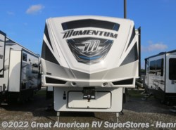 New 2017  Grand Design Momentum 395M by Grand Design from Dixie RV SuperStores in Hammond, LA