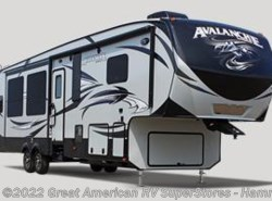 New 2017  Keystone Avalanche 320RS by Keystone from Dixie RV SuperStores in Hammond, LA