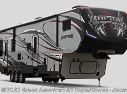 New 2017  Keystone Raptor 425TS by Keystone from Dixie RV SuperStores in Hammond, LA