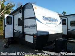New 2016  Keystone Springdale Summerland 2450RB by Keystone from Driftwood RV Center in Clermont, NJ