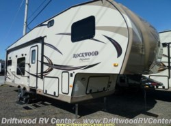 New 2016  Forest River Rockwood 8280WS by Forest River from Driftwood RV Center in Clermont, NJ