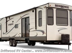 New 2016  Keystone Residence 406FB by Keystone from Driftwood RV Center in Clermont, NJ