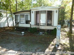 Used 1985  Canterbury Park Models  X35 by Canterbury Park Models from Driftwood RV Center in Clermont, NJ