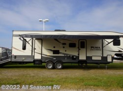 New 2017  Palomino Puma Unleashed 356QLB by Palomino from All Seasons RV in Muskegon, MI