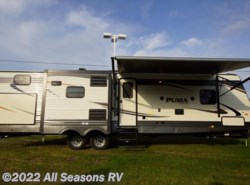 New 2017  Palomino Puma 32DBKS by Palomino from All Seasons RV in Muskegon, MI