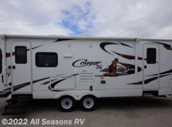 Used 2010  Keystone Cougar 27RLS by Keystone from All Seasons RV in Muskegon, MI
