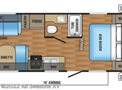 New 2017  Jayco Jay Flight SLX 212QBW by Jayco from All Seasons RV in Muskegon, MI