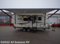 New 2017  Forest River Rockwood Mini Lite 2104S by Forest River from All Seasons RV in Muskegon, MI
